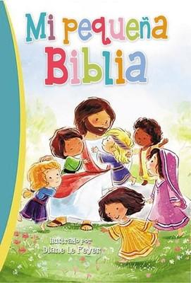 Mi Pequeña Biblia (Tapa Dura) [Libro]