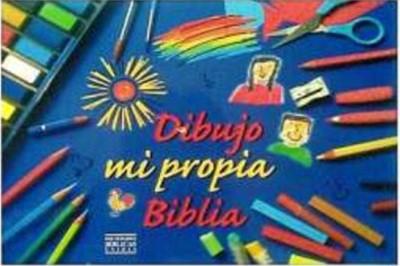 Libro dibujo Mi Primera Biblia (Rústica) [Libro]