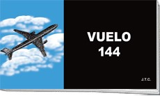 Vuelo 144 [Folleto]