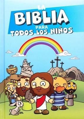 Biblia CLC para Niños (Tapa dura) [Biblia]