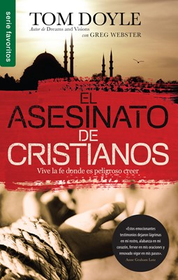 El Asesinato de Cristianos (Rústica) [Libro de Bolsillo]