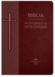Biblia Hombres De Integridad RVR - Marron