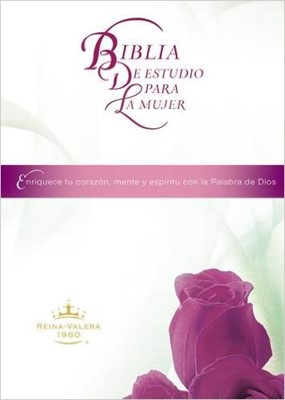 Biblia Reina Valera (RVR) De Estudio Para La Mujer