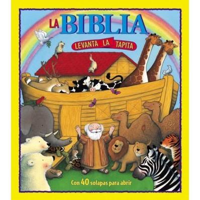 La Biblia Levanta la Tapita (Tapa dura) [Biblia]