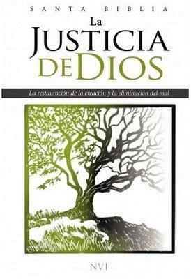 Biblia NVI La Justicia De Dios Tapa Dura (Tapa Dura)