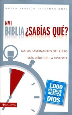 Biblia NVI Sabias Que (Rústica)
