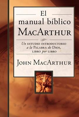 El Manual Biblico MacArthur (Tapa Dura) [Enciclopedia]