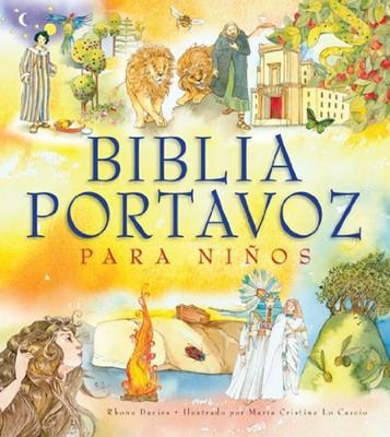 Biblia Portavoz Para Niños (Tapa Dura) [Biblias para Niños]