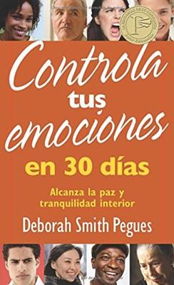 Controla Tus Emociones En 30 Días (Rústica) [Libro Bolsillo]