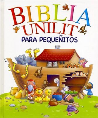 Biblia Unilit Para Pequeñitos (Tapa Dura) [Biblia]