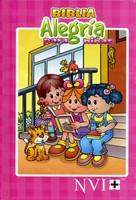 Biblia Alegría para Niñas