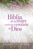Biblia De La Mujer Conforme Al Corazón De Dios