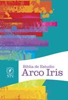 Biblia de Estudio Arco Iris NTV