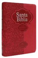 Biblia RVR046c Fuente De Bendiciones Roja