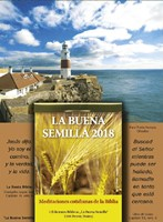 Calendario de pared buena semilla 2018