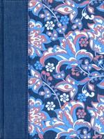 Biblia de Apuntes Rosado y Azul (Tela)