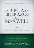 Biblia de Liderazgo de Maxwell Actualizada y Ampliada NVI