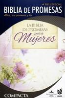 Biblia RV60 Promesas Compacta Piel Flora