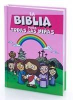 Biblia CLC Niñas/Tapa Dura/Rosa