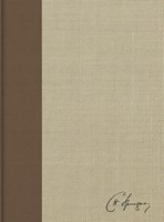RVR 1960 BIBLIA DE ESTUDIO SPURGEON, MARRÓN CLARO, TELA