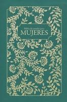 RVR 1960 Biblia de estudio para mujeres, tela verde