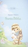 SANTA BIBLIA PRECIOUS MOMENTS NVI, TAPA DURA ACOLCHADA