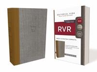 RVR Santa Biblia Ultrafina Compacta, Tapa Dura / Tela