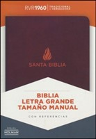 Biblia RVR60 LGi Manual Piel Fab Marron