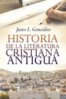 Historia de la Literatura Cristiana Antigua