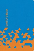 Biblia RVR60 Premios Regalos Azul Papaya