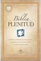 Biblia De Estudio Plenitud Reina Valera