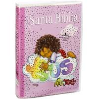 Biblia RVR01040E Misionera Rosa Niña