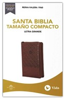 Biblia RVR60 LG Com LS Cafe Roja C Cierr