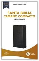 Biblia RVR60 LG TC LS Negro LR CCierre