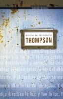 Biblia Thompson RVR60 Tamaño Manual con Referencias