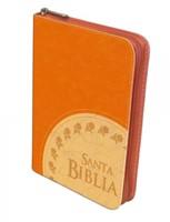 Biblia Reina Valera Tamaño Manual con Cierre
