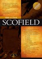 Biblia De Estudio Scofield/RVR/Simil Pie