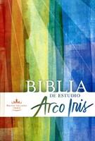 Biblia De Estudio/RVR/Arco Iris/TD Indic