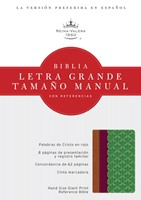 Biblia/RVR/Letra Grande/Manual/Referenci