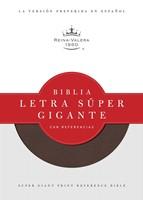Biblia RVR de Referencia Letra Super Gigante