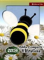 Biblia compacta ultrafina abeja
