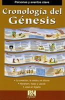 Cronologia Del Genesis/Folleto/Coleccion