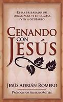 Cenando Con Jesús (Rústica) [Libro de Bolsillo]