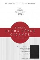 Biblia Reina Valera 1960 Letra Súper Gigante con índice
