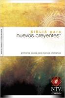 Biblia NTV Nuevos Creyentes