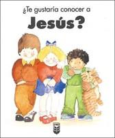 ¿Te Gustaría Conocer A Jesus? [Libro]