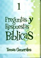 Preguntas y Respuestas Bíblicas Bilingüe #1