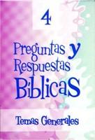 Preguntas y Respuestas Bíblicas Bilingüe #4