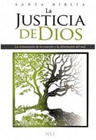 Biblia NVI La Justicia De Dios Tapa Dura
