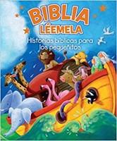 Biblia Leemela Historias Bib Pequeñitos